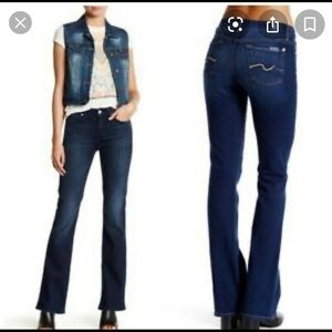 7 For All Mankind Karah Bootcut - 25